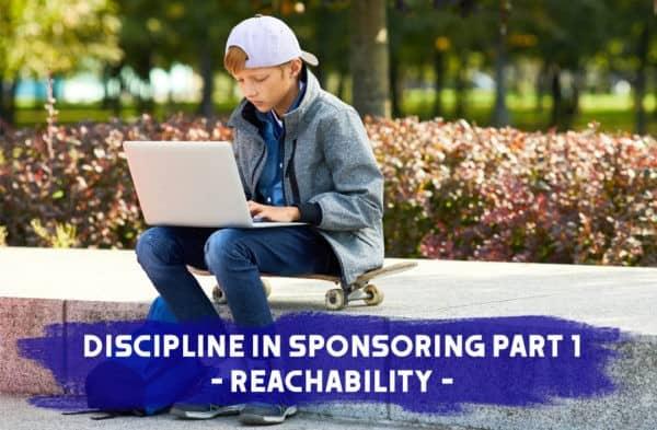 Skater Laptop Discipline Sponsoring