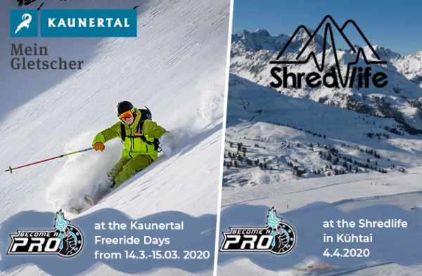 kaunertal and shredlife